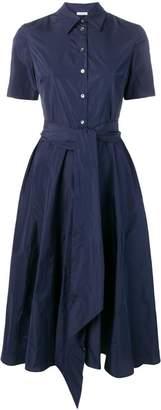 P.A.R.O.S.H. Patricy flared shirt dress