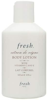 Fresh R) Citron de Vigne Body Lotion