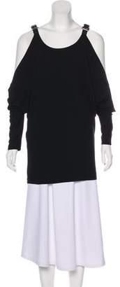 Michael Kors Cold-Shoulder Tunic