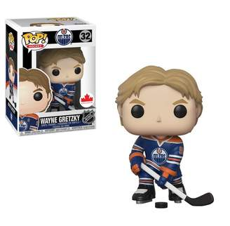 Funko Pop! NHL Edmonton Oilers (Home Jersey) Wayne Gretzky