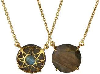 Eina Ahluwalia Synchronicity Labradorite Reversible Necklace