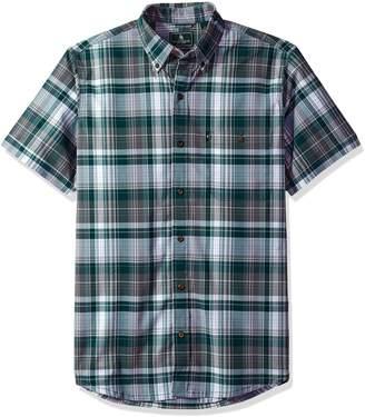 G.H. Bass & Co. Men's Trail Flex Short Sleeve Shirt