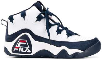 Fila platform lace-up sneakers