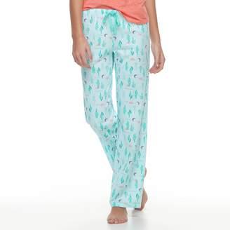 So Juniors' SO Printed Pajama Pants