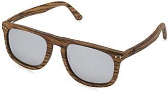 Earth Wood Pacific Wood Sunglasses Polarized Wayfarer