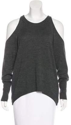 Ramy Brook Cutout Wool Sweater