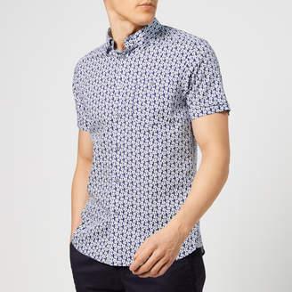 Ted Baker Men's Petalz Short Sleeve Shirt