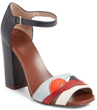 Tory Burch 'Miro' Block Heel Sandal