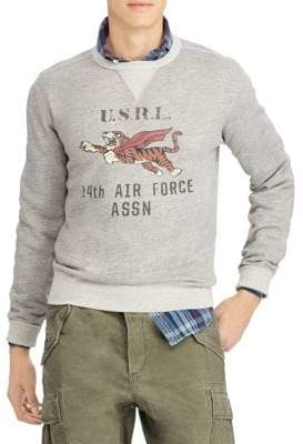 Polo Ralph Lauren Vintage Fleece Sweatshirt