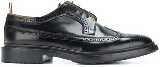 Thom Browne Shiny Leather Classic Longwing Brogue