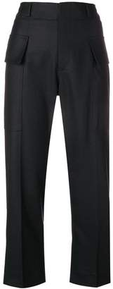 Sofie D'hoore flap pocket trousers