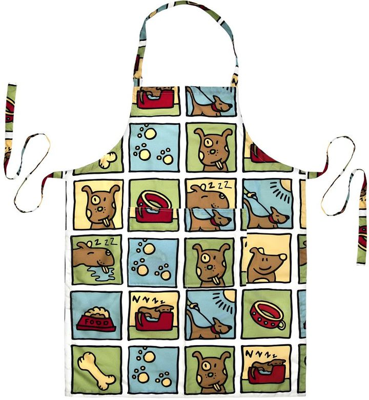 Watershed doggy time apron