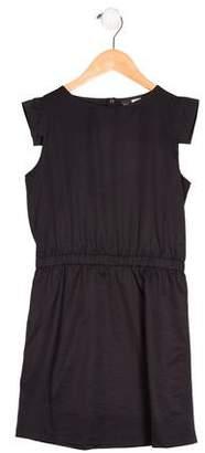 Molo Girls' Chrisette Short Sleeve Dress