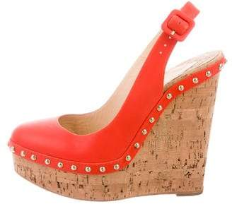 Christian Louboutin Hot Lita Wedges