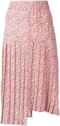 Isabel Marant Inaya printed midi skirt