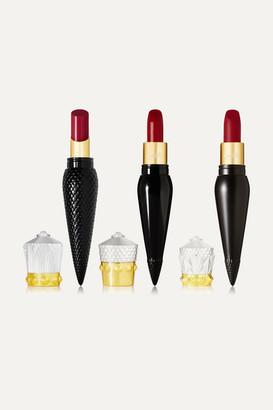 Christian Louboutin Beauty - Holiday Lip Coffret - Red