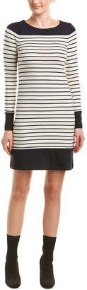 French Connection Striped Shift Dress