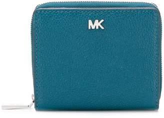 MICHAEL Michael Kors logo zipped wallet