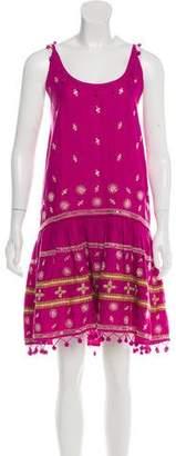 Calypso Zulema Embroidered Dress w/ Tags