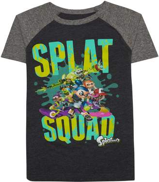 Boys 4-10 Jumping Beans Splatoon Squad Tee
