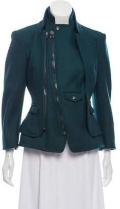 Altuzarra Layered Virgin Wool Jacket