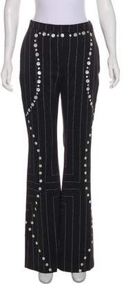 Edun High-Rise Wool Pants w/ Tags