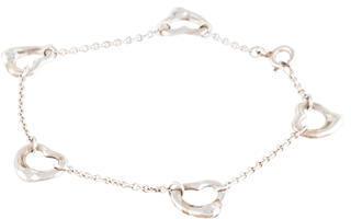 Tiffany & Co. Open Heart Bracelet $245 thestylecure.com