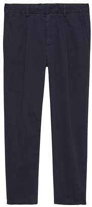 Banana Republic JAPAN EXCLUSIVE Athletic Tapered Cropped Traveler Pant