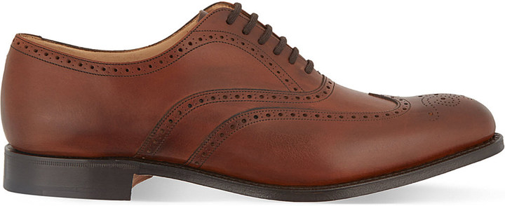 Church's Church Berlin punched wingcap Oxford shoes