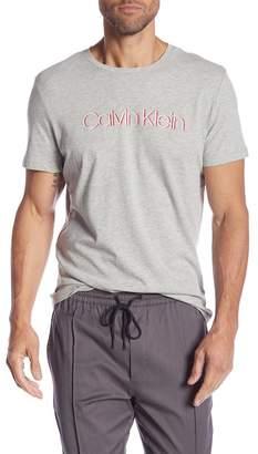 Calvin Klein HD Logo Crew Neck Tee