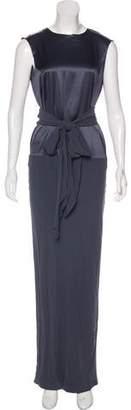 Brunello Cucinelli Sleeveless Evening Dress