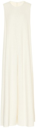 The Row Zooey wool-blend jumpsuit