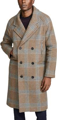 Billy Reid Thomas Overcoat