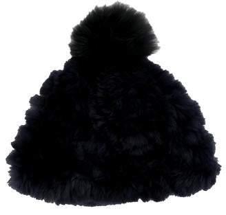 f7e68bb2f73 Fur Pom Pom Hat - ShopStyle
