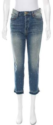 The Great High-Rise Straight-Leg Jeans