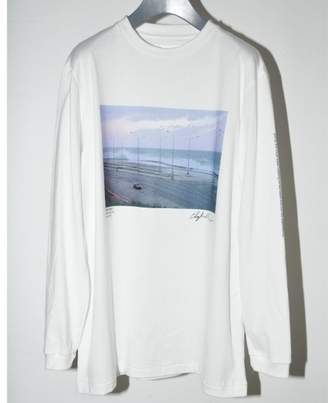 Ability JANESMITH / ジェーンスミス CHERYL DUNN WAVES MALECON L/S / プリントTシャツ 9SCTー#871LーCD
