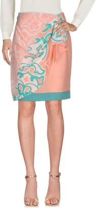 Class Roberto Cavalli Knee length skirts - Item 35353437EL