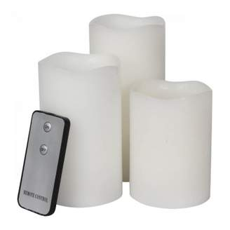 Smallable Home LED Candles - Set of 3