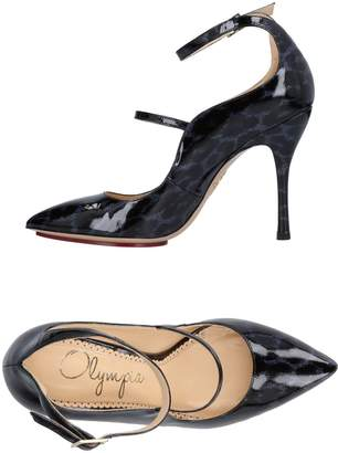 Charlotte Pumps - Item 11471351OO
