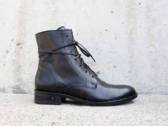 Freda Salvador Frēda Salvador ALANIS Combat boot