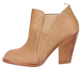 Lucchese Ponyhair Chelsea Booties