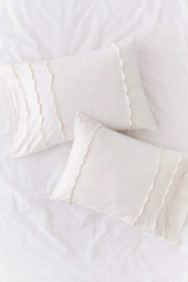Ripple Jersey Pillowcase Set