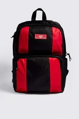 MAN Colour Block Backpack