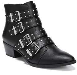 Sam Edelman Hutton Multi-Buckle Ankle Boots