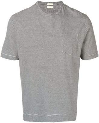 Massimo Alba micro striped T-shirt