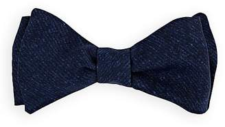 Isaia Men's Silk Bow Tie