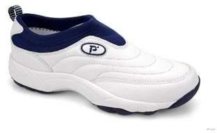 Propet Womens Wash & Wear Slip On Shoe