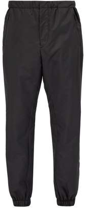 Prada Tela Technical Track Pants - Mens - Black