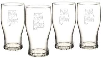 Cathy's Concepts Cathys Concepts My State 19 oz. Beer Pilsner Glass