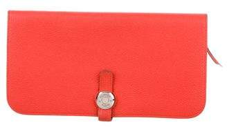 Hermes Dogon Long Wallet